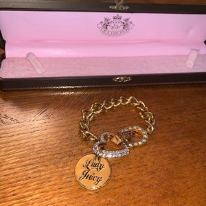 Juicy Couture Love Luck Bracelet